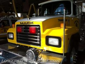 1993 Mack/4-Guys Tanker (Tanker 59) to be sold later in 2017.