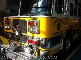 1998 Seagrave Engine (Engine 59) sold to Liberty Fire Company of Williamstown, Dauphin County.