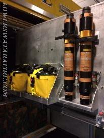 Our 2 new hydrafusion struts and our new strut bags.